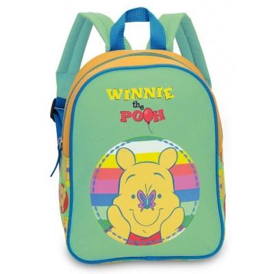 Foto van Disney Winnie The Pooh Kinderrugtas 20320 Mint Oranje