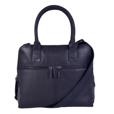 Foto van DSTRCT Ladies laptopbag 11,6 inch LIMA 016220 BLACK