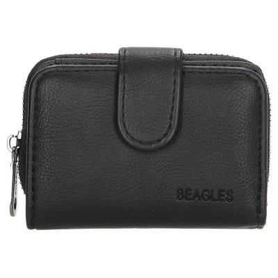 Foto van Beagles Barcelona Dames Portemonnee 17619 Zwart