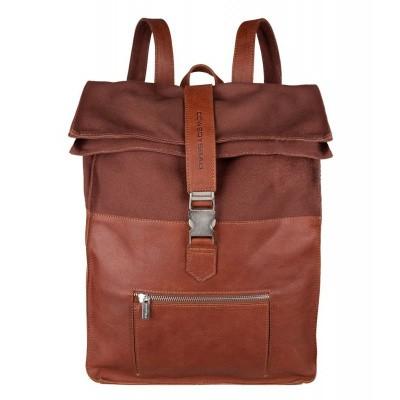 Cowboysbag Backpack Hunter 15.6 inch Cognac