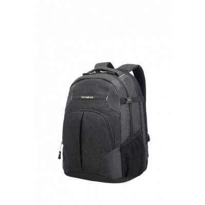 Foto van Samsonite Rewind Laptop Backpack L Exp. Black