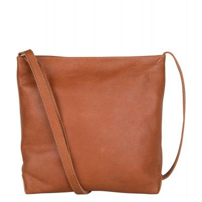 Foto van Cowboysbag Bag Walmer 3076 Cognac