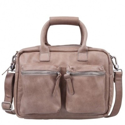 Foto van Cowboysbag The Little Bag 1346 Elephant Grey