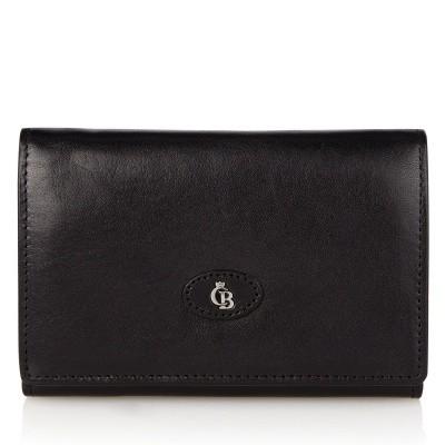 Foto van Castelijn & Beerens, 42 2121 Dames portemonnee beugel Zwart
