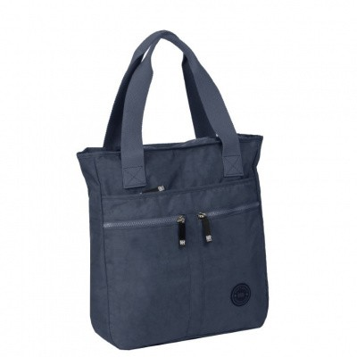 New Rebels Crincle Shopper 31.1168 Navy