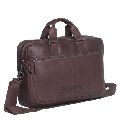 Chesterfield Business tas 'Seth' C40.1010 Brown