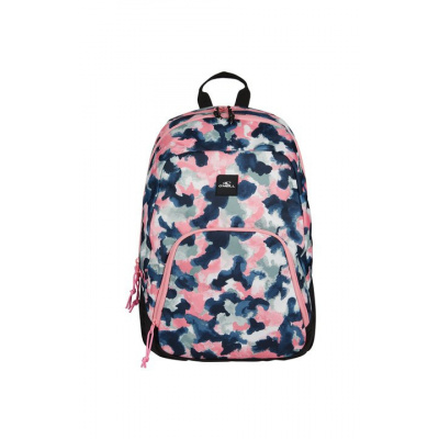 O'Neill Wedge Backpack 1M4018-5930 Blue With Red