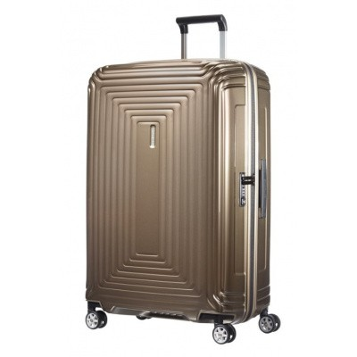 Foto van Samsonite NEOPULSE SPINNER 75/28 METALLIC SAND