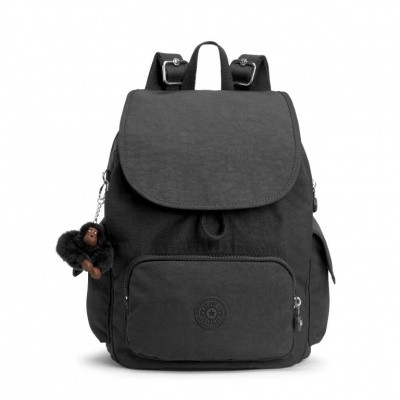 Foto van Kipling City Pack S Rugtas True Black