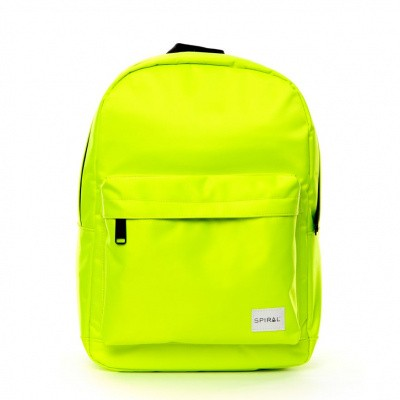 Foto van Spiral Mini OG Backpack Neon Yellow