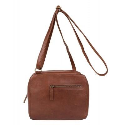 Cowboysbag Bag Troy 2002 Cognac