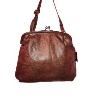Foto van WouWou Frame Bag 28016 Cognac