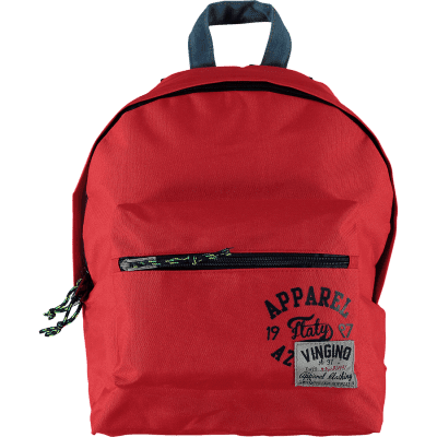 Foto van Vingino Backpack Vedri M Flame Red