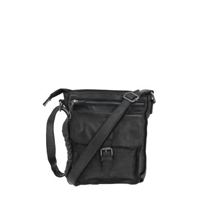 Foto van DSTRCT Harrington Road 352330 Crossbody Black