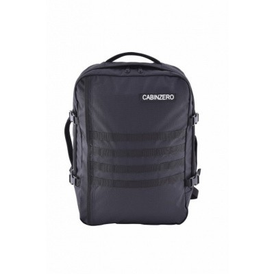 Cabin Zero Military 44L Cabin Backpack Absolute Black