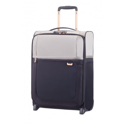 Foto van Samsonite Uplite Upright 55/20 Length 40cm Pearl/Blue