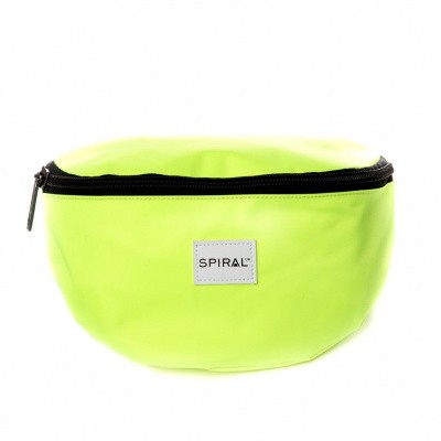 Foto van Spiral Bum Bag Neon Yellow