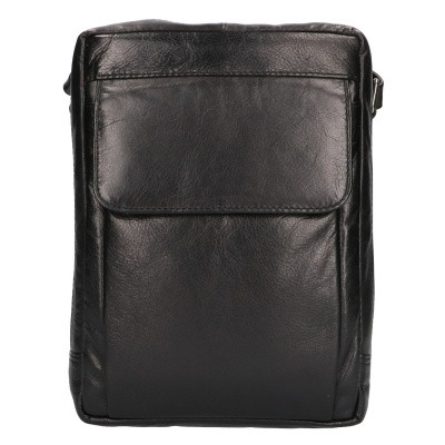 Foto van Leather Design Herentas CC 1338 Zwart