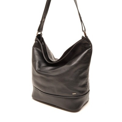 Foto van Berba Soft 005-850 Handbag Black