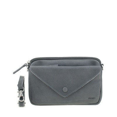 Foto van DSTRCT Riverside 011930 Clutch Flap Navy Blue