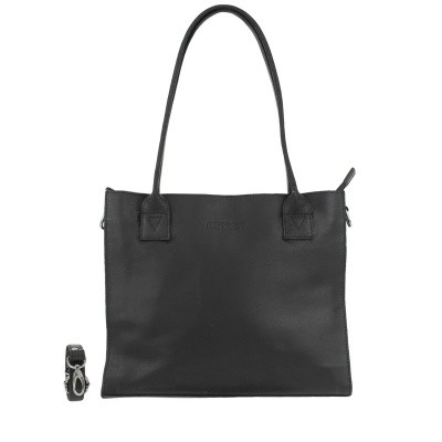 Foto van DSTRCT Riverside 012130 Shopper Small Black