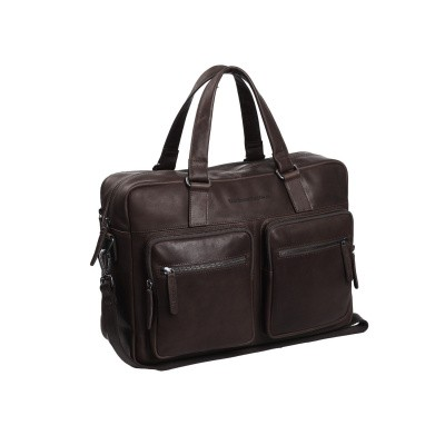 Foto van Chesterfield Business tas 'Misha' C40.1034 Brown