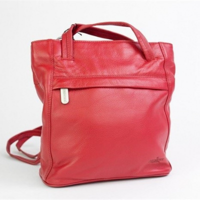 Bear Design Shopper/Rugtas B6029 Rood