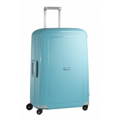 Foto van Samsonite S'CURE SPINNER 75/28 AQUA BLUE