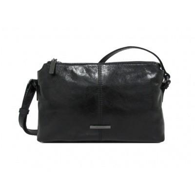 Claudio Ferrici Pelle Vecchia Crossbag 22050 Black