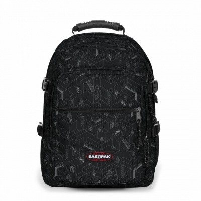 Foto van Eastpak WALF Rugtas Blocks Black