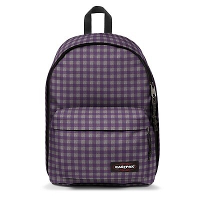 Eastpak OUT OF OFFICE Rugtas Checksange Purple