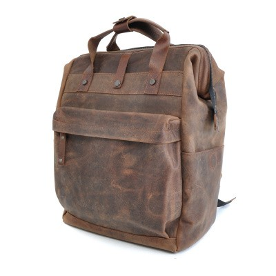 Barbarossa Ruvido 826-151 Backpack Coffee