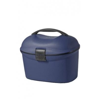 Foto van Samsonite Cabin Collection Beauty Case/Strap Dark Blue