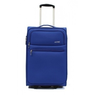 Foto van Line Travel Brick 2 WH 55 cm Aqua Blue