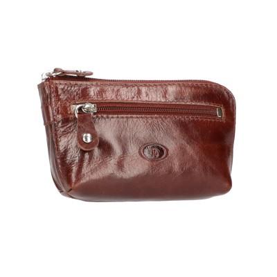 Foto van Leather Design Sleutelbeurs SH 1304 Bruin
