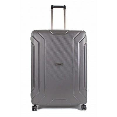 Foto van Line Travel Hoxton Spinner 64 cm Dark Grey Metallic