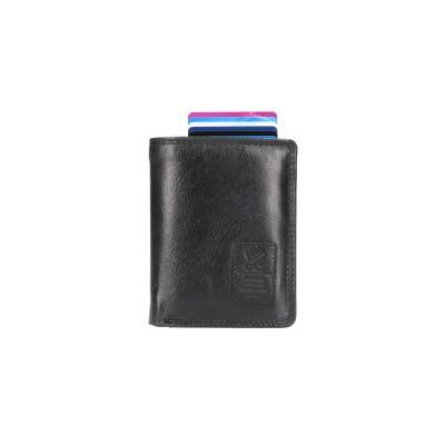 Foto van GAZ Billfold voor Cardprotector GA 2723 Zwart