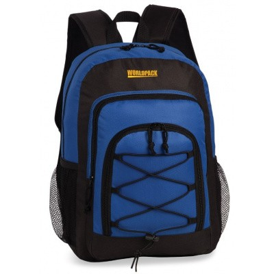 Worldpack Rugtas 30265 Blauw