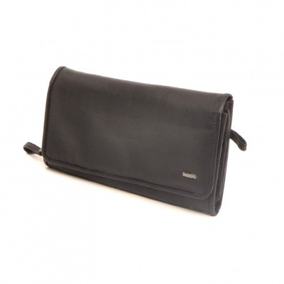 Foto van Berba Soft ladies wallet 001-503 Black