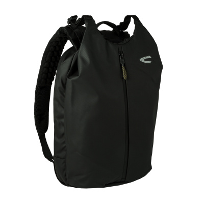 Foto van Camel Active Palermo Backpack 306-201 Black