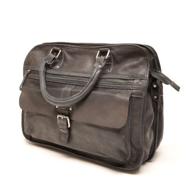Foto van Berba Businessbag Arosa 276-015 Dark Grey