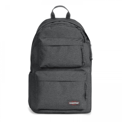 Foto van Eastpak PADDED DOUBLE Rugtas Black Denim