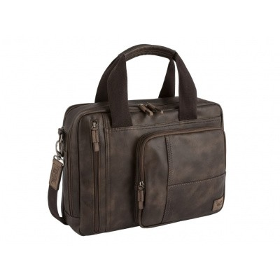 Foto van Camel Active Laos Businessbag 251-802 Brown