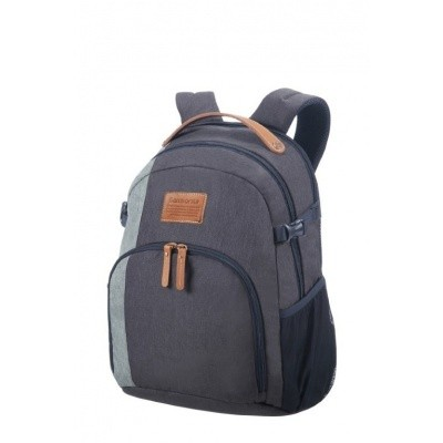 Foto van Samsonite Rewind Natural Laptop Backpack M River Blue