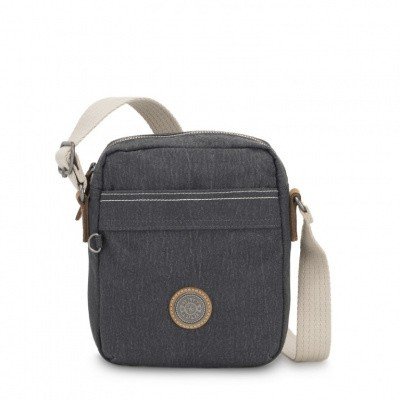 Foto van Kipling Hisa Crossbody Casual Grey