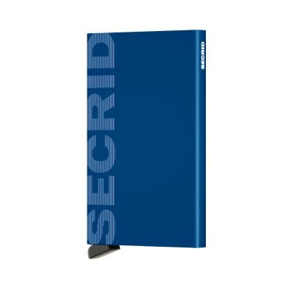 Foto van Secrid Cardprotector Laser Logo Blue