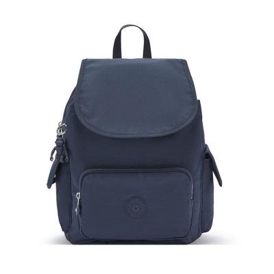 Foto van Kipling City Pack S Rugtas Blue Bleu 2