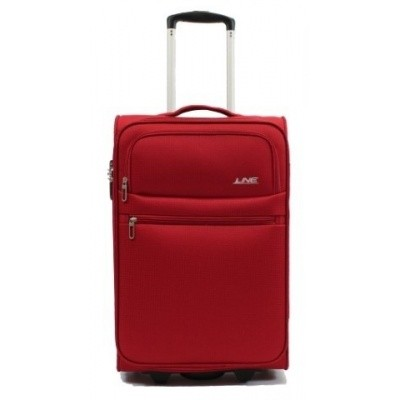 Foto van Line Travel Brick 2 WH 55 cm Red