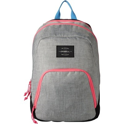 O'Neill Wedge Backpack 8M4012-8001 Silver Melee