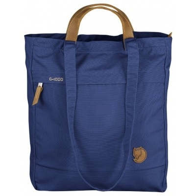 Foto van Fjallraven Totepack No.1 Schoulderbag/Backpack F24203 Deep Blue